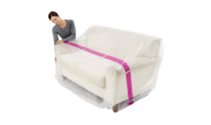 Furniture Cover - 3 Seater Couch - Roll (100 Bags) 30um