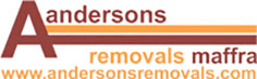 Andersons Removals Logo